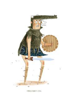 Gladiator #CDChallenge