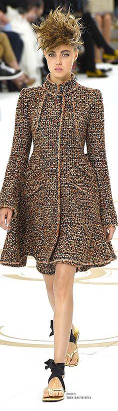 Chanel Haute Couture Fall/Winter 2014-15