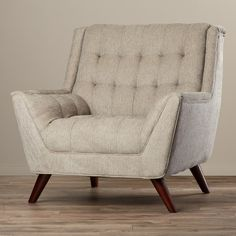 Davis Arm Chair by Corrigan Studio--Wayfair