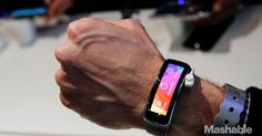 Smartwatches might be mainstream in the future, but smart bands are encroaching on mainstream now.