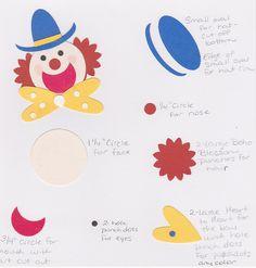 My Insane Life by Sarah : Punch Art - Clown