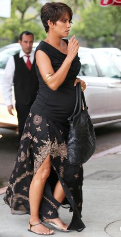 Pregnant and glamorous - the best celebrity maternity style