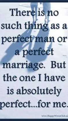 No marriage is perfect, we are real, we make mistakes, we learn from it and love deeper.