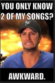 Hahaha!!! For those wannabe Luke Bryan fans out there lmao!