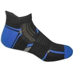Russell Men's Sport Performance Low Cut Tab Socks - 3 Pack, Size: 8-12, Blue