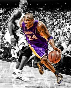 "Kobe Bryant. #24. He came into the league with a single goal- to be the greatest of all time. And he's damned nearly done it. He modeled his game after ""the"" GOAT. The mannerisms. The posture. The post moves. The outside moves. The jump shots. The same Zen master. The championships. Even the tongue wag. Even #23 admitted that no one in the game today as come as close to his skill level as #24. So singlehandedly obsessed with winning. Hard worker. Incredible basketball IQ. Five Championship…"