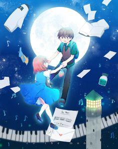 ☾✩ ~To the Moon~ ♡ (FreeBirds games, KAN GAO, 2011)