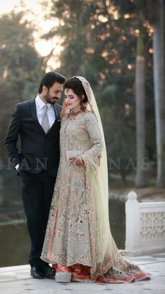 Asian Wedding Dress Pakistani, Indian Wedding Couple, Pakistani Wedding Dresses, Wedding Couples, Bridal Outfits, Bridal Dresses, Walima Dress, Pakistan Wedding, Bridal Photoshoot