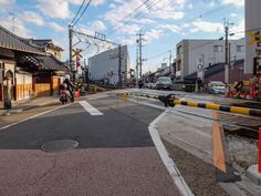 Kyoto street near Fushimi Inari Taisha