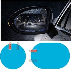 Buy Mirror protection at tigors.com! Free shipping to 185 countries. Gift Shop | Online Shipping | tigors.com Carbon Fiber Wrap, Carbon Fiber Vinyl, Mirror Glass, Rolling Car, Motorcycle Lights, Chrome Cars, Chevrolet Cobalt, Light Film