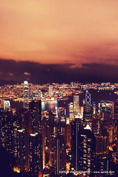 hongkong, the city of dreams <3
