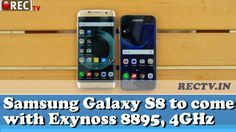 Samsung Galaxy S8 to come with Exynoss 8895, 4GHz processor