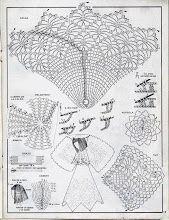 Christmas Crochet - Various - Chloe Taylor - Picasa Web Albums Crochet Snowflake Pattern, Crochet Doily Diagram, Vintage Crochet Patterns, Christmas Crochet Patterns, Holiday Crochet, Crochet Snowflakes, Crochet Doilies, Crochet Angels, Irish Crochet