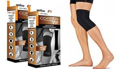 Available Worldwide! Satisfaction Guarantee Copper Fit Knee Brace: the point specific for fast and effective knee pain relief. The Copper Fit Knee Brace helps relieve tension for the prevention o Knee Tendonitis, Knee Osteoarthritis, Bunion Relief, Knee Pain Relief, Hip Brace, Knee Brace, Knee Pain Exercises, Coaching, Copper Fit