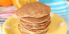 recette de pancakes à la banane sans sucre ajouté