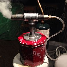 how to make a smoke absorber at home