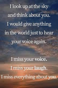 I Miss You Dad, Miss Mom, I Miss You Quotes, Missing You Quotes, I Miss Your Voice, Mom In Heaven, Missing You In Heaven, Missing Dad, Grief Poems