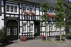 Fachwerkhaus im Sauerland, Germany