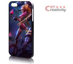 Zyra League of Legends 617CRT iPhone 4/4s, iPhone 5/5s case, Plastic or Rubber, Samsung Galaxy S3