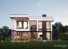 Projekty domów LK Projekt LK&1323 zdjęcie wiodące