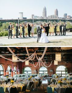 Ryan Katie Windows On The River Wedding Cleveland Ohio