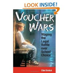 A book about school choice and vouchers