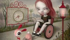 Voice Your Temper - Mark Ryden Art of the Curiosity