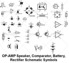 Resistor Circuit Symbols Knowledge Pinterest Symbols