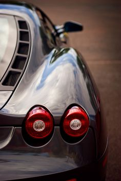 Ferrari F430 | More vintage lusciousness here: http://mylusciouslife.com/photo-galleries/vintage-style-lovely-nods-to-the-past/