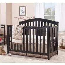 Sorelle Berkley 4in1 Convertible Crib Espresso Follow My Pinterest: @vickileandro