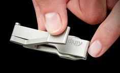 Ultimate Nail Clipper. Beautiful Design.  - Khlip
