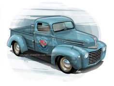 Ford Truck 1947
