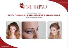 Finalmente ONLINE! Corso TRUCCO SENSUALE PER SEDURRE E AFFASCINARE #beauty #makeup #hairstyle http://www.stileitalianoteam.it/shop/?product=corso-stile-italiano-si00006-trucco-sensuale-per-sedurre-e-affascinare