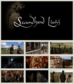 Secondhand Lions...We fought many battles against overwhelming odds.