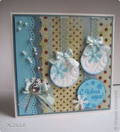 Открытка Скрапбукинг Новый год Рождество Ассамбляж Новогодние открытки Бумага фото 12