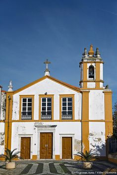Igreja do Carmo - Cuba - Portugal