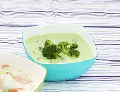 En kjempegod suppe som får en herlig grønn farge og somer rask og enkel å tilberede med rimelige råvarer. Dette er suppe på 1-2-3.