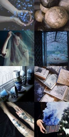 Harry Potter Aesthetics ➤ Ravenclaw House