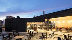 Café Birgitta, Hernesaari, Helsinki | Talli