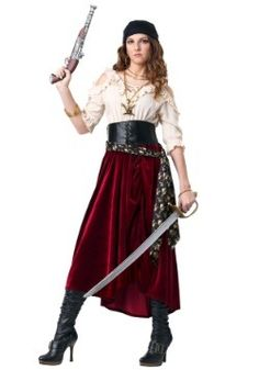 Pirate Wench Costume, Pirate Cosplay, Female Pirate Costume, Pirate Halloween Costumes, Diy Pirate Costume For Women, Pirate Outfits, Halloween Ideas, Women Halloween, Halloween Outfits