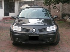Renault Megane II Expression 2007 Negro - Coyoacán - Auto - veiculos