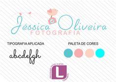 Serviço: Logo Ilustrada Cliente: Jéssica Oliveira Cidade: Rio de Janeiro - RJ Logovisual é marcas com criatividade. #logovisual