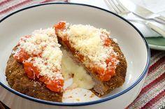 Receita italiana, se não é, bem que se parece a do restaurante de SP Jardim de Napoli. O tamanho é tão grande que vale uma refeição!