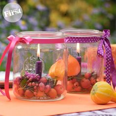 Brilliant Berried Lanterns | First for Women