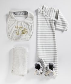 Creating a capsule wardrobe for your baby couldn't be easier with our lovely unisex staples. Soft cottons, bold tones and timeless stripes - it's the perfect match! Sticky Fudge, Baby Grows, Perfect Match, Capsule Wardrobe, Stripes, Unisex, Cotton, Clothes, Collection