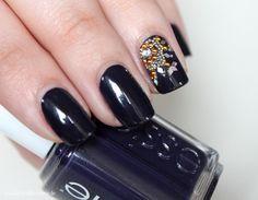 Oriental Glamour Nail Art