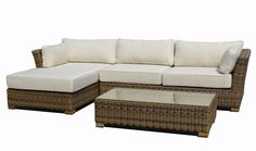 United House Furniture - Sumatra - Corner Chaise Lounge In Outdoor Rattan Wicker, $1,699.00 (http://www.unitedhousefurniture.com.au/wicker-outdoor-furniture/outdoor-wicker-lounges/sumatra/)