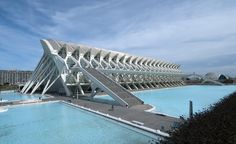 Valencia, museo art i ciéncies