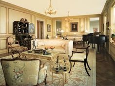   Living Rooms   LUXE Source