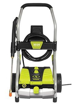 Sun Joe 2030 PSI GPM Electric Pressure Washer w/ Pressure-Select Technology - Personal Tools for Home Lists Products Best Pressure Washer, Pressure Washers, Washer Cleaner, Bjs Wholesale, Washer Machine, Car Cleaning, Garage, Tips, Garages